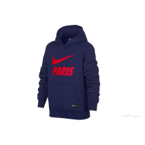 MAJICA PSG Y NSW HOODIE PO CRE