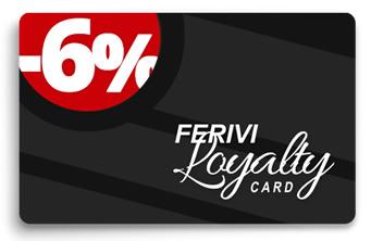 Ferivi Loyalty kartica